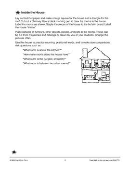 Our House: A Math Bulletin Board