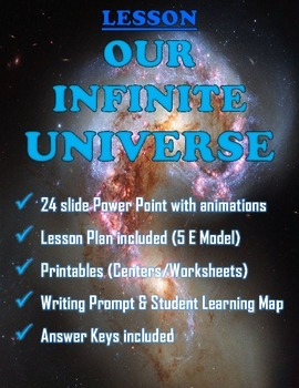 Our Infinite Universe - A lesson about the size of the Universe
