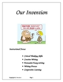 Our Invention- A Persuasive Writing Group Project