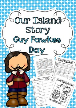 Our Island Story Guy Fawkes Day Gunpowder Plot