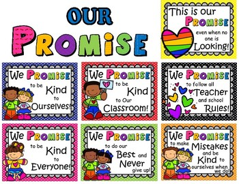 Our KIND Class Promise