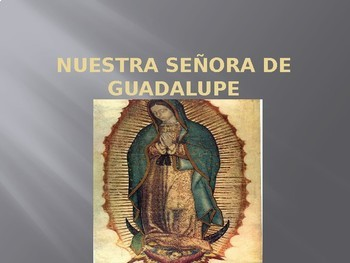 Our Lady of Guadalupe (TPRS)