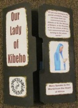 Our Lady of Kibeho Catholic Lapbook