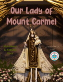 Our Lady of Mount Carmel Worksheet and Activity Pack