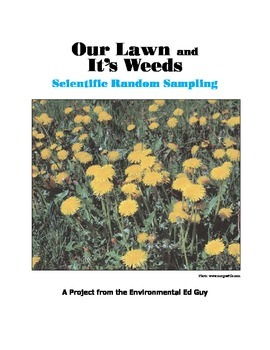 Our Lawn-Its Weeds - Scientific Sampling