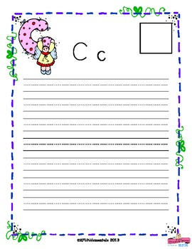 Our Letter-Name Book - Find letters in students' names Pre-K, TK , K, 1st, sp ed