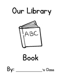 Our Library ABCs Book