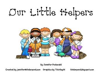 Our Little Helpers: A Classbook