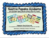 Our Little Helpers in Spanish! Pequeños Ayudantes Cute/Colorful Polk-a-Dots
