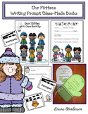 """Winter Activities: """"Our Mittens"""" Writing Prompt Class-Made Books"""