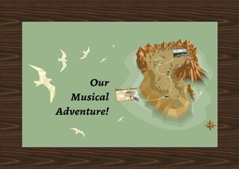 Our Musical Adventure!