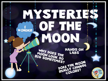 Phases of the Moon: Shapes of the Moon: Moon Mysteries