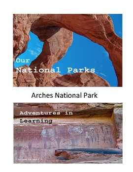 Adventures in Learning - Arches
