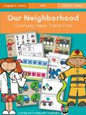 Our Neighborhood Community Helper Theme Pack