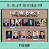 Our Neighbors Around the World Bulletin Board Kit