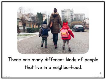Our Neighbors {Diversity Read Aloud}
