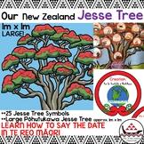 Our New Zealand Jesse Tree