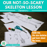 Our Not-So-Scary Skeleton Activity