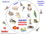 Our Pets / Nuestras Mascotas