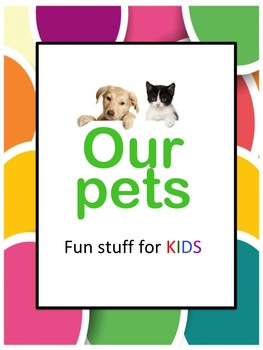 Our Pets (reading comprehension)