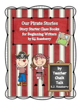 Our Pirate Story Class Book
