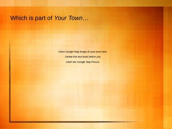 Our Place in the Universe PowerPoint