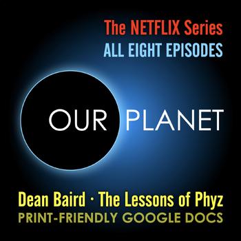 Our Planet - Complete Season BUNDLE - Video Question Sets