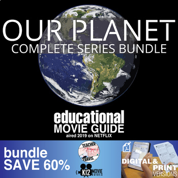 Our Planet Documentary Complete Series Bundle (E01-08) Movie Guide (G - 2019)