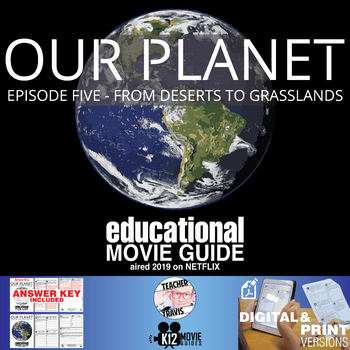 Our Planet Documentary (E05) From Deserts to Grasslands Movie Guide (G - 2019)