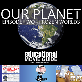 Our Planet Documentary Series (E02) Frozen Worlds Movie Guide (G - 2019)