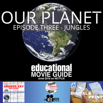Our Planet Documentary Series (E03) Jungles Movie Guide (G - 2019)
