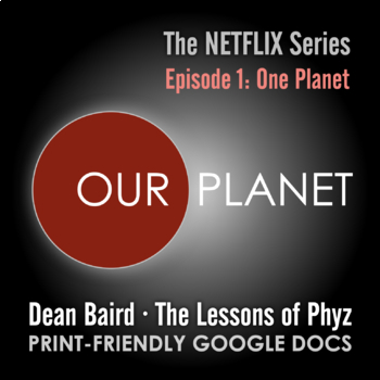 Our Planet Episode 1: One Planet - Video Question Set