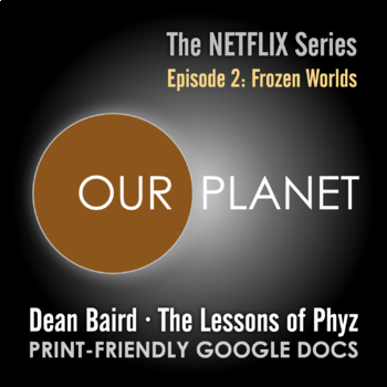 Our Planet - Episode 2: Frozen Worlds [Netflix]