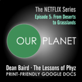 Our Planet - Episode 5: From Deserts to Grasslands [Netflix]