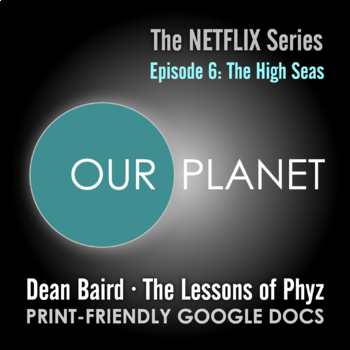 Our Planet Episode 6: The High Seas - Video Question Set
