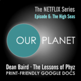 Our Planet - Episode 6: The High Seas [Netflix]