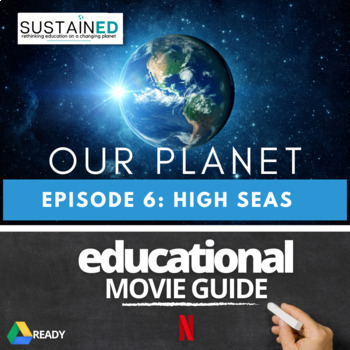 Our Planet (NETFLIX) - Episode 6 The High Seas Movie Guide