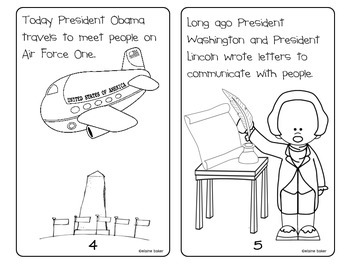 Our Presidents From Long Ago And Today