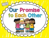 Our Promise to Each Other Posters #KindnessNation #WeHoldTheseTruths