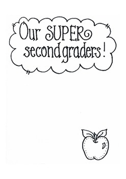 Our SUPER 2nd Graders