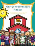 Our School Helpers Packet