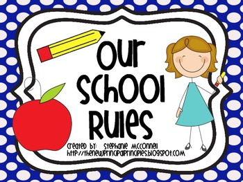 Our School Rules