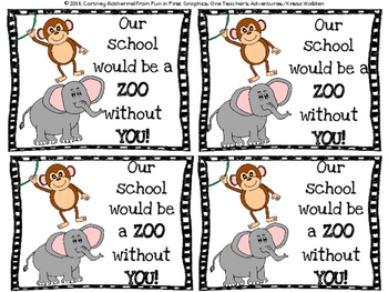 Our School Would Be Zoo