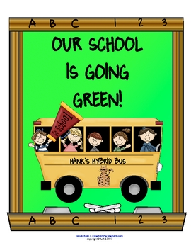 Our School is Going Green