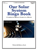 Our Solar System Bingo Book