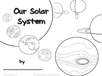 Our Solar System Flipbook