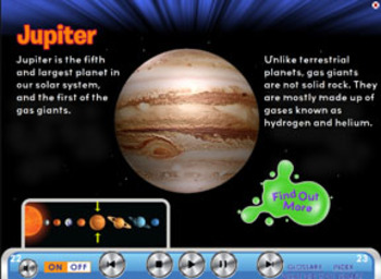 Our Solar System INTERACTIVE version