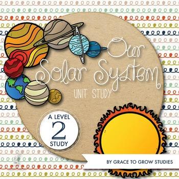 Solar System Mini Book (1st-2nd)