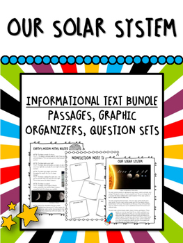 Our Solar System- Nonfiction Bundle