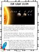 Our Solar System- Nonfiction Bundle